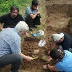 თელავში ძველი წელთაღრიცხვით დათარიღებული ნივთები აღმოაჩინეს