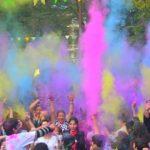 ფერების ფესტივალი ლაგოდეხში