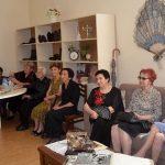 ახმეტის მუნიციპალიტეტის მერიაში,,ქალთა ოთახი''  გაიხსნა