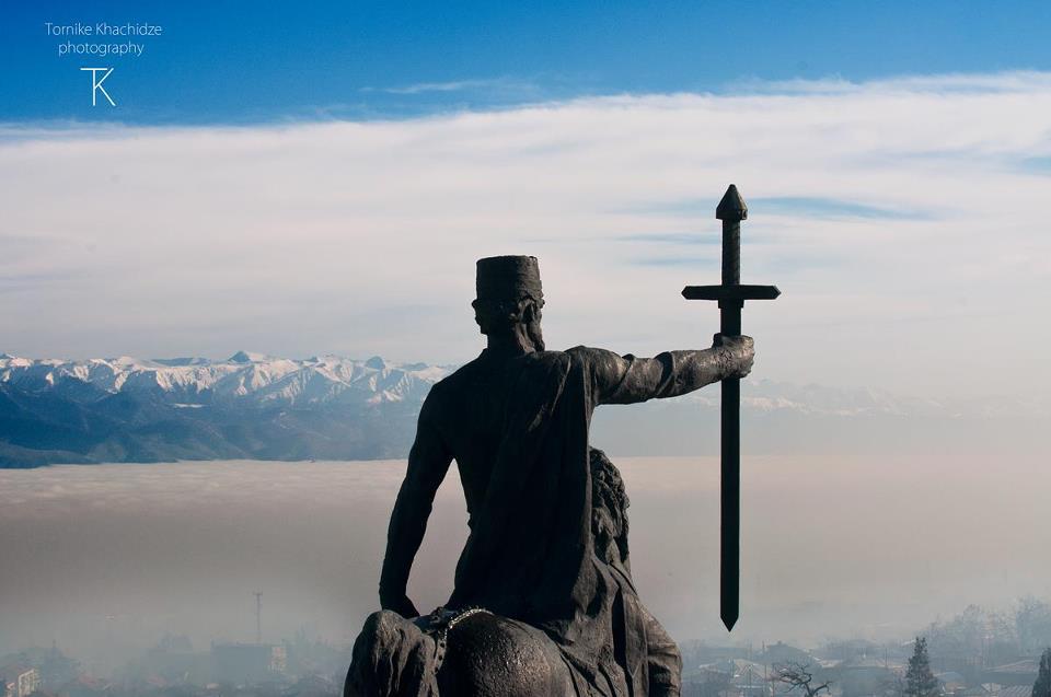 """ემზარ შალიკაშვილი – უნდა გაშენდეს ,,ერეკლე II-ს მეგობრობის პარკი"""""""