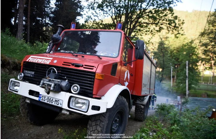 Photo of Fire in Abastumani forest is fully extinguished