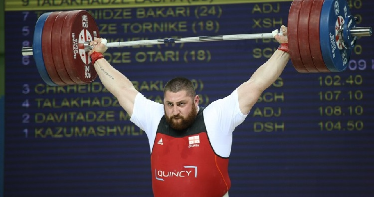 Photo of Lasha Talakhadze breaks world record, wins three gold medals