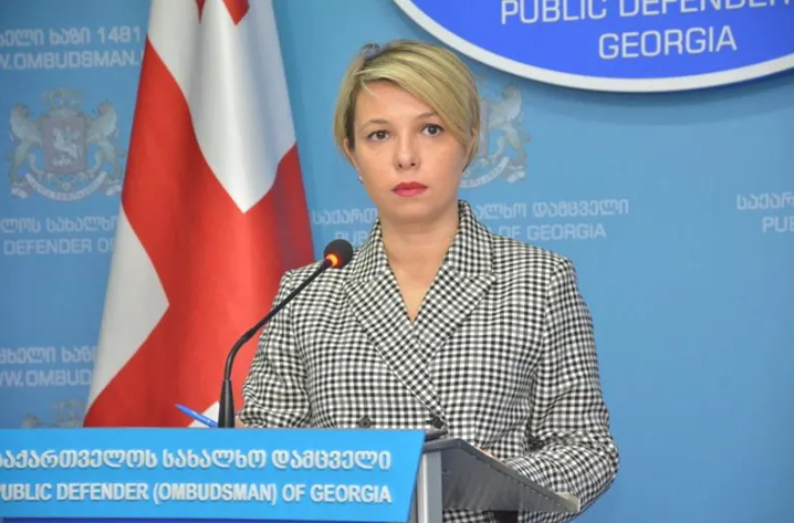 Photo of Ombudsman to be involved in examination of investigation into predetermined murder of Giorgi Shakarashvili