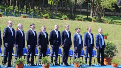 Photo of Georgian Dream presented the list of majoritarian candidate