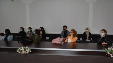 "Photo of ""Alaverdi Necropolis Epigraphs"" – Project Presentation at TeSaU"
