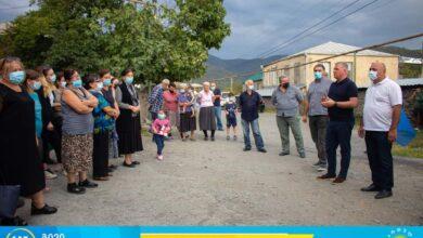 Photo of გივი ზაუტაშვილი- მოსახლეობასთან ვისაუბრეთ არსებულ პრობლემებსა და სამომავლო გეგმებზე