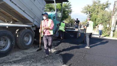 Photo of სოფელ კურდღელაურში შიდა საუბნო გზის სარეაბილიტაციო სამუშაოები მიმდინარეობს