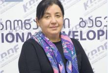 Photo of გაიცანით სვეტლანა ბორჩაშვილი