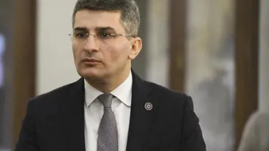 Photo of Mamuka Mdinaradze: I was pleasantly surprised by Christian Danielsson's decision to stay in Georgia and continue mediation after the farewell