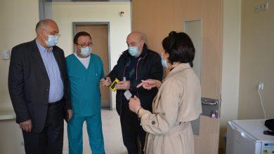 Photo of ყვარლის ევექსის კლინიკაში, ირაკლი შიოშვილმა და ნელი ხიზანიშვილმა მონიტორინგი განახორციელეს