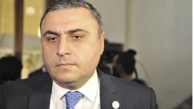 Photo of Davit Matikashvili: The door to negotiations is open for all the opposition parties that get rid of the vicious circle created by Mikheil Saakashvili