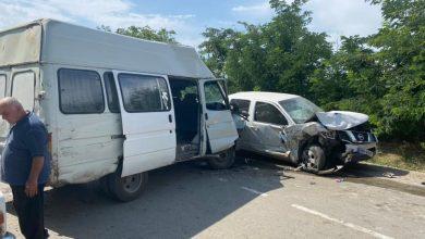 Photo of ავტოსატრანსპორტო შემთხვევის დროს ორი ადამიანი დაშავდა