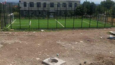 Photo of სოფელ კალაურის საჯარო სკოლის რეაბილიტაციის სამუშაოები აქტიურად გრძელდება